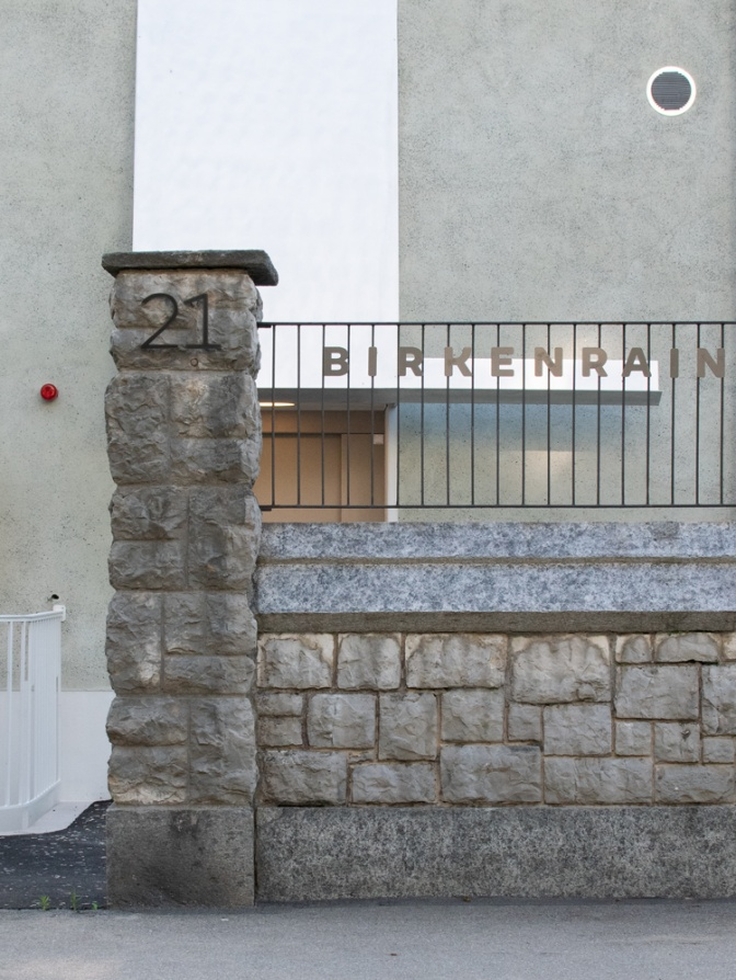 Alters- und Pflegeheim Birkenrain